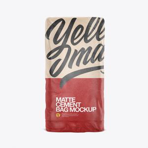 Cement Lamination Bags